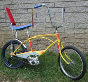 Smoopy's Vintage Bicycles has built a special prize for the last duck standing!